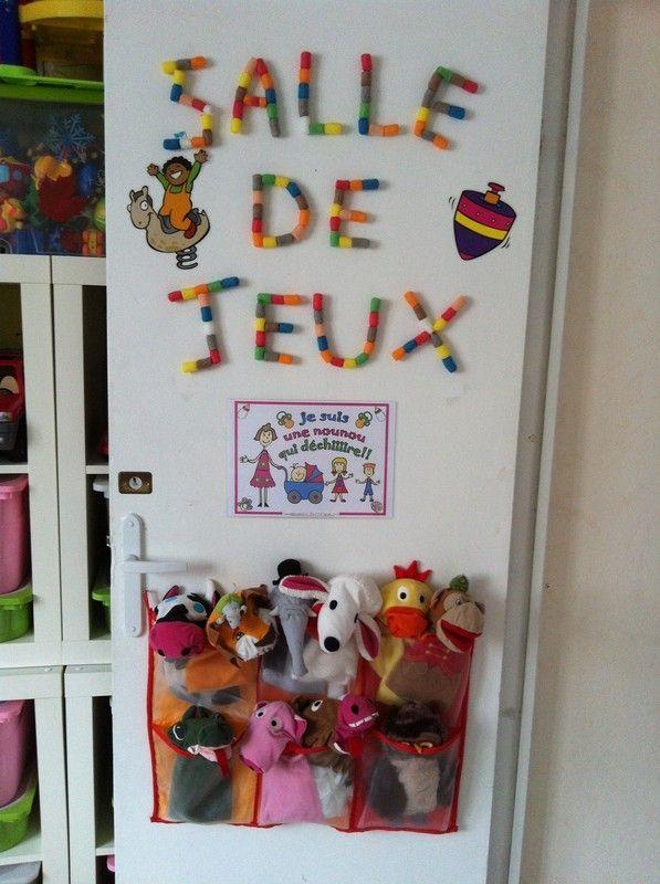 Solution rangement salle de jeux id e inspirante pour la conce - Lettres decoratives murales ...