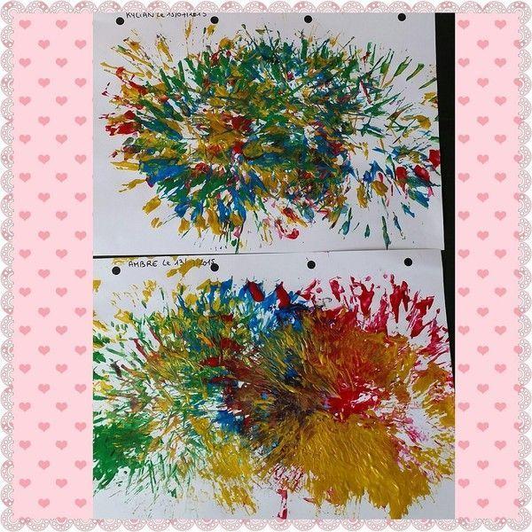 Favorit Activite Creative A Faire Chez Soi - Maison Design - Bahbe.com XC53